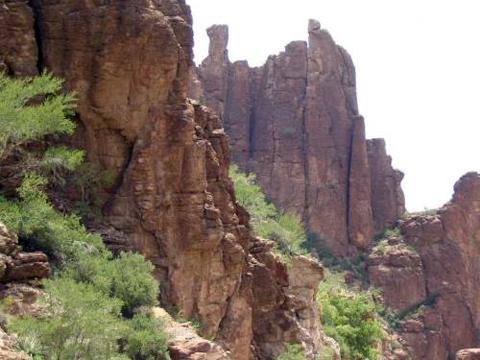 robin treadway queen creek canyon arizona