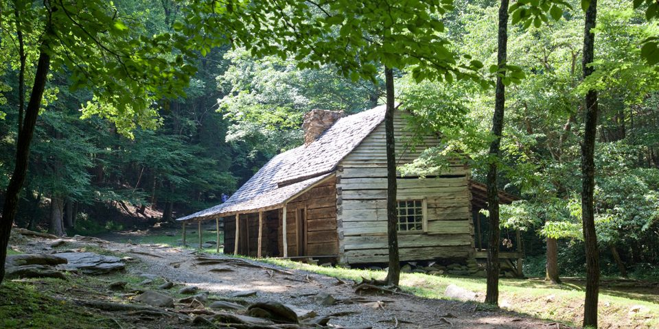 poetry_drafty_old_cabin